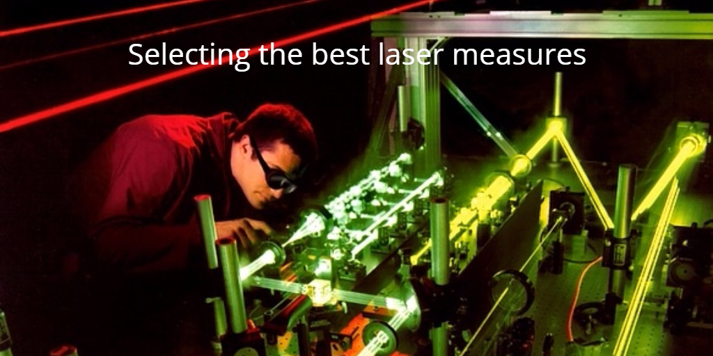 Selecting the best laser measures for Architects