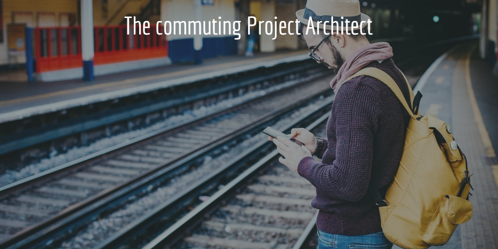The commuting Project Architect